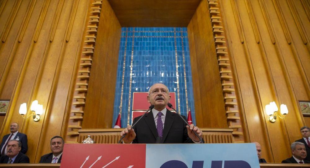Kılıçdaroğlu: Hakimler ve Savcılar Alçak Kurulu diyelim artık
