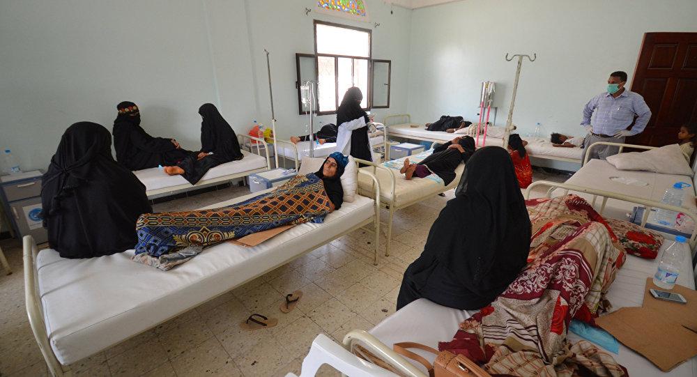 Suudi müdahalesi altındaki Yemen'de difteri salgını: 62 ölü