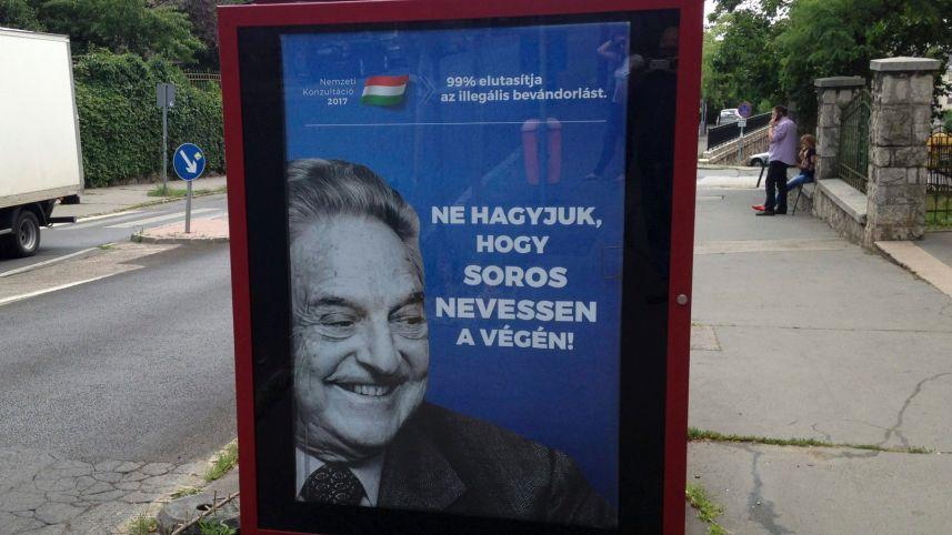 İsrail Dışişleri: Soros, sürekli olarak İsrail hükümetlerinin altını oyuyor…