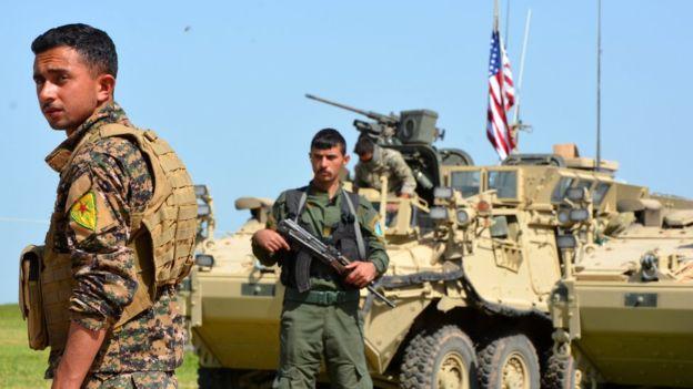 YPG: Fırat Nehri'nin doğusu IŞİD'den temizlendi
