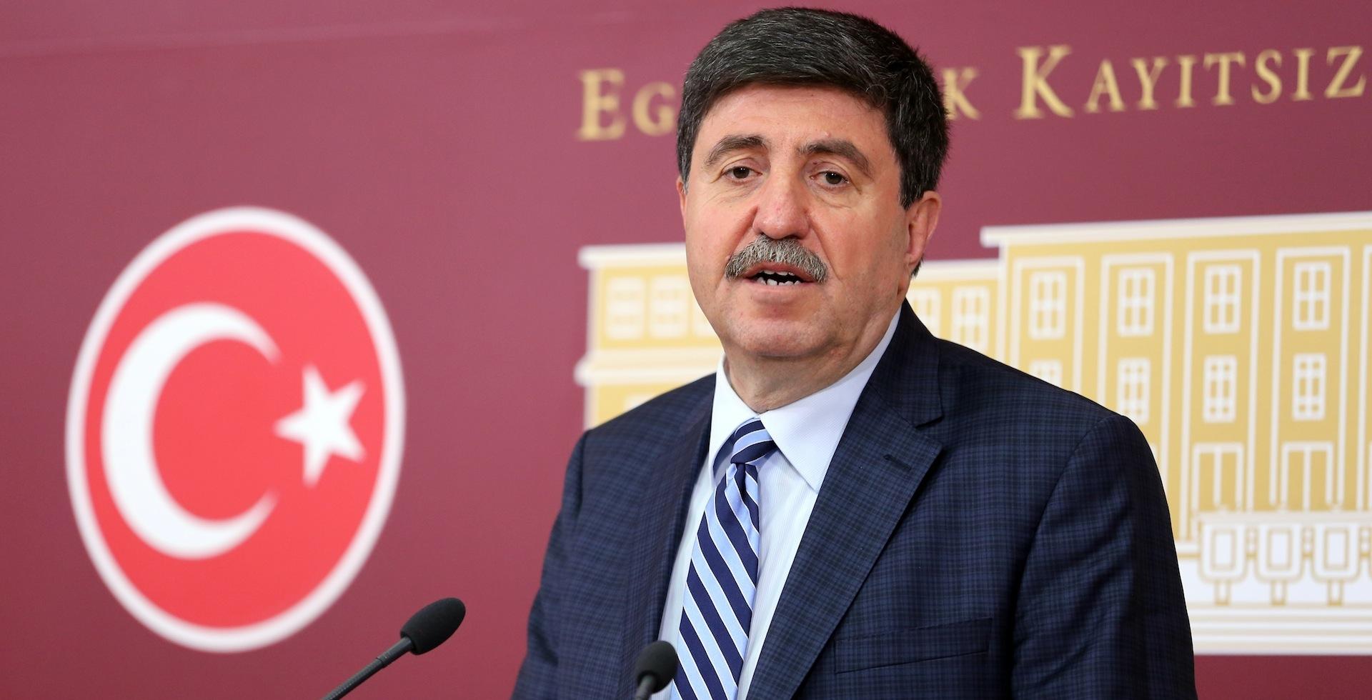HDP'li Altan Tan, 'İstiklal Mahkemelerini de Kurun!'