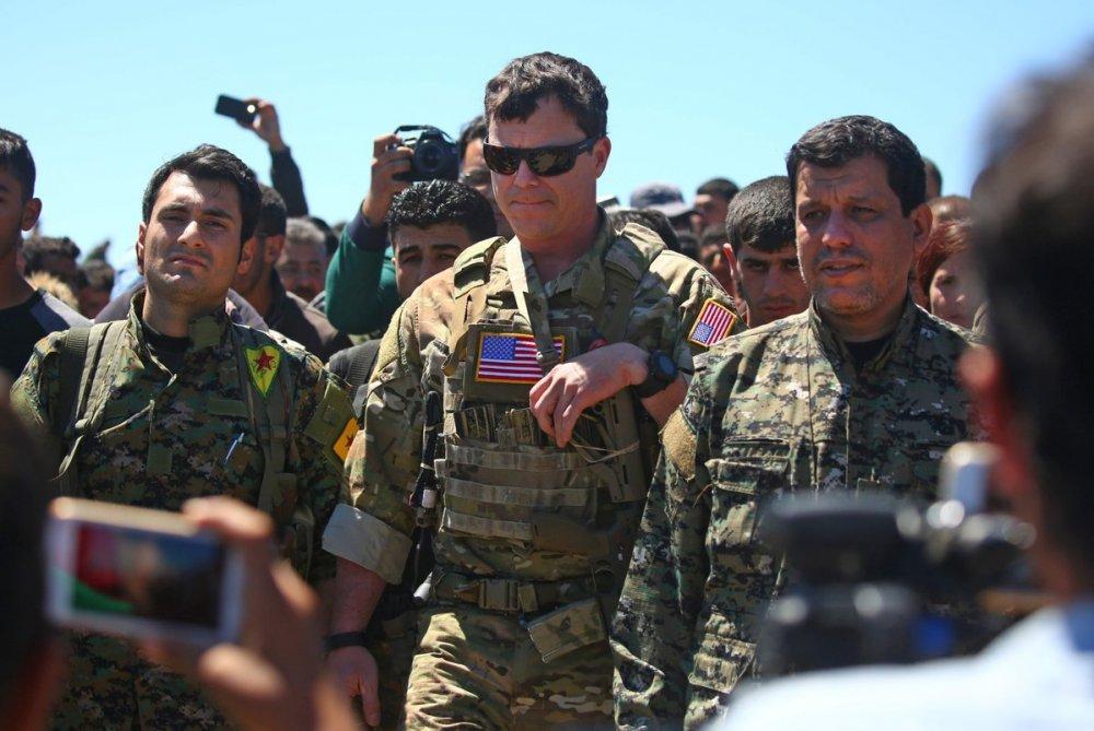 ABD, Suriye'yi terk edecek mi?