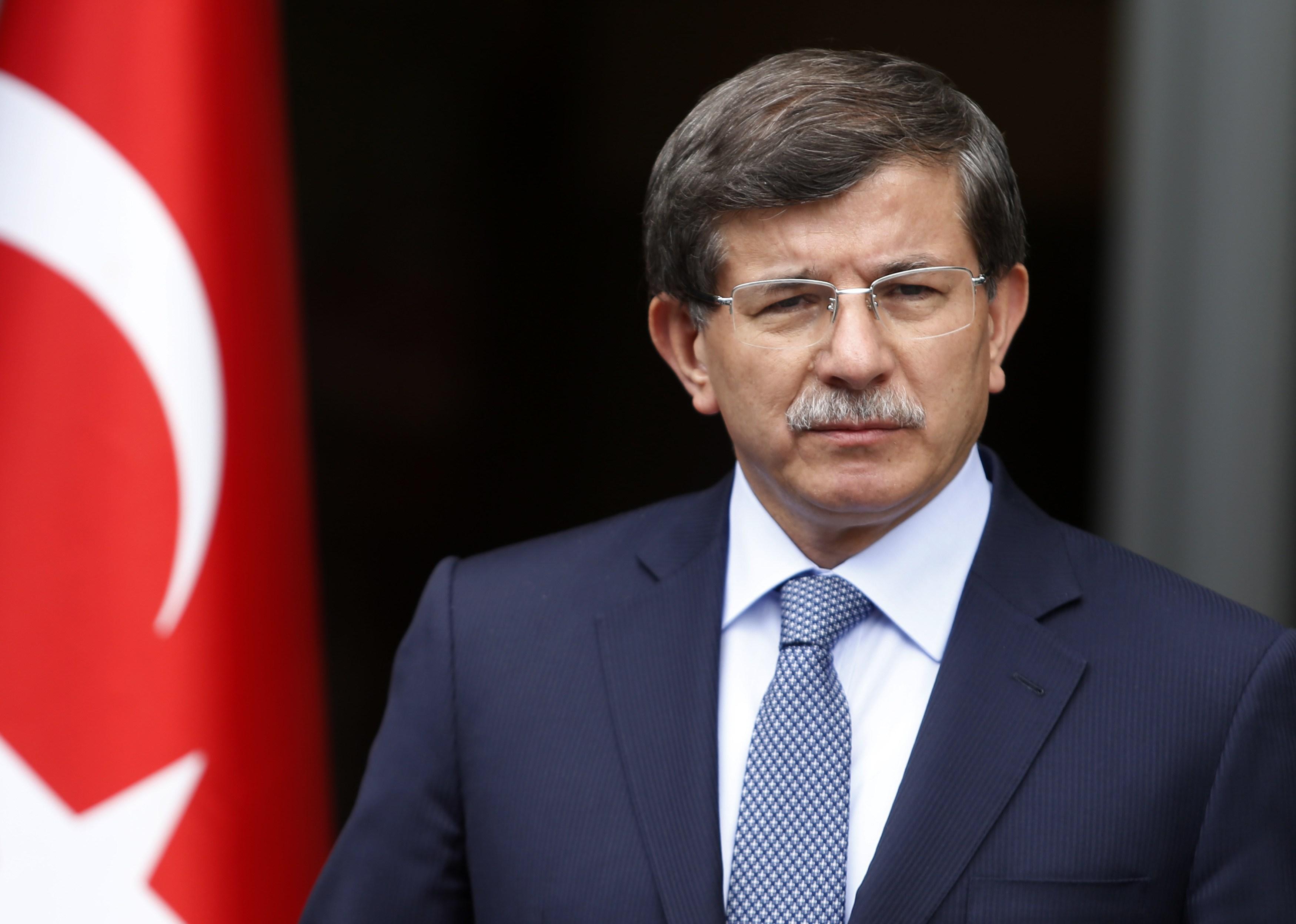 """Davutoğlu: """"Irak'ın İstikrarı Türkiye İçin Hayati Önem Taşıyor''"""