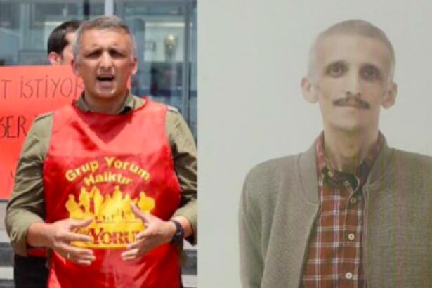 Ölüm Orucundaki Grup Yorum Üyesi İbrahim Gökçek'e Tahliye Kararı