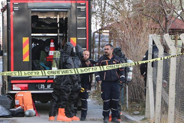 Kimyasal maddeyle intihar girişimi: 18 kişi zehirlendi