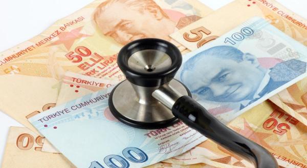 Sağlık harcamalarımızın yüzde 20'sini hâlâ cepten karşılıyoruz