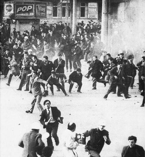 40 yıl önce 'Kanlı Pazar'da ne oldu? Faşistler ve polisler işbirliği ve kontrgerilla...