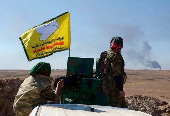 ABD'li general: 2015'te, YPG'ye 'isminizi değiştirmelisiniz' dedik, SDG oldular