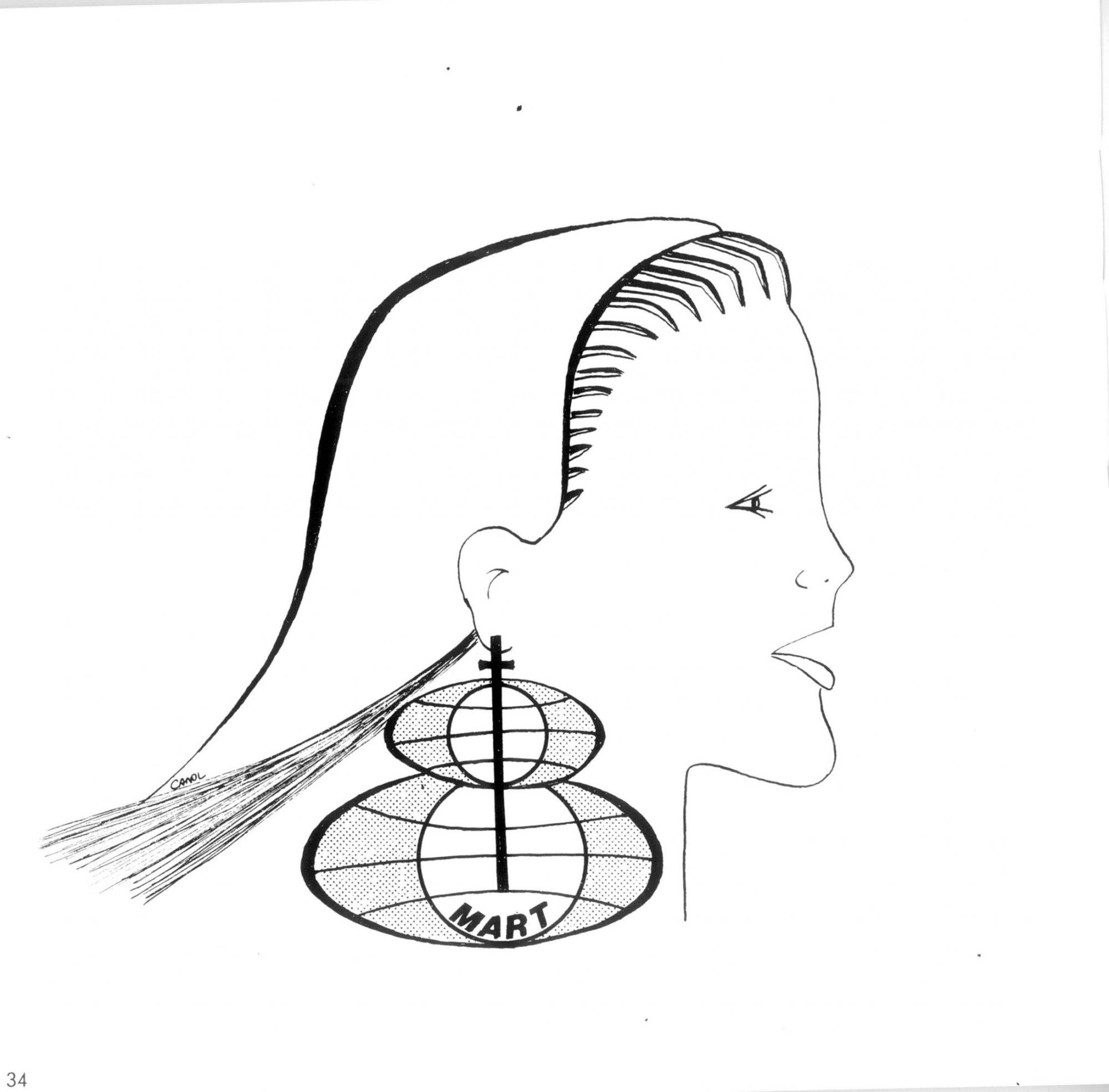 Cizgilerle Emekci Kadinlar Canol Kocagoz Den Bir Secki Sol Haber Portali