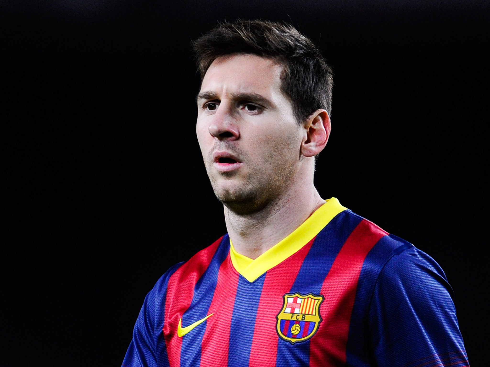 Messi Barcelona HD wallpapers,image,and resim wallpaper