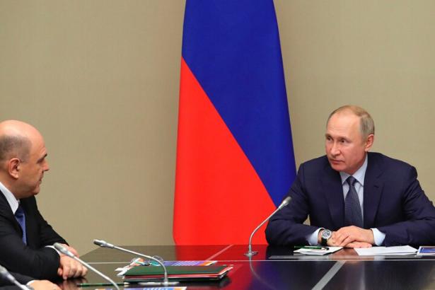 Rusya'da yeni hükümetteki bakanlar belli oldu