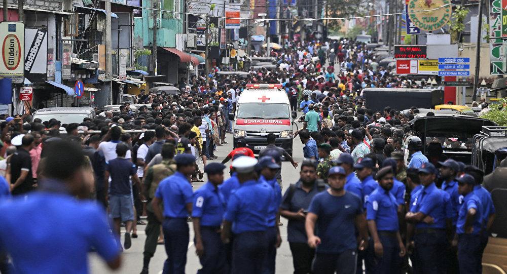 IŞİD Sri Lanka saldırılarını düzenlediğini iddia etti