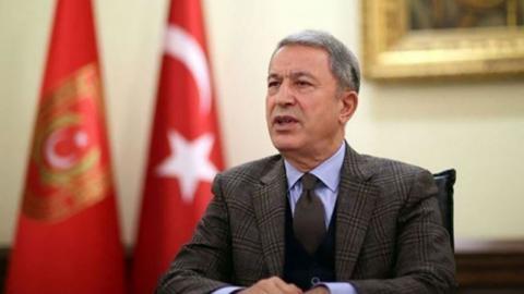 Hulusi Akar'dan tank palet fabrikası açıklaması