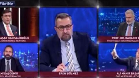 Habertürk TV: RTÜK'ün cezası bir infaz kararıdır