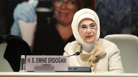 'Emine Erdoğan'a güzel vasıf atfetmeyerek hakaret' davası sonuçlandı