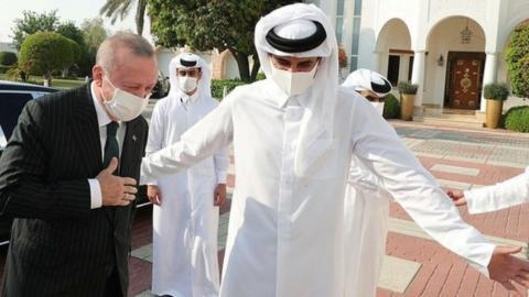 Katar anlaşmalarının araştırılması önerisi AKP ve MHP oylarıyla reddedildi