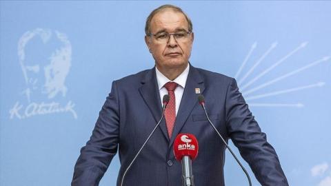 CHP'den Sancar'ın istifasıyla ilgili ilk açıklama