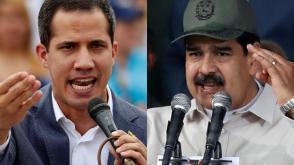 Guaidó vs Maduro