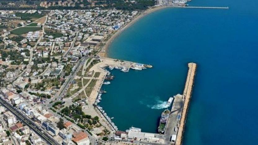 Mersin Taşucu Limanı özelleştiriliyor | soL haber