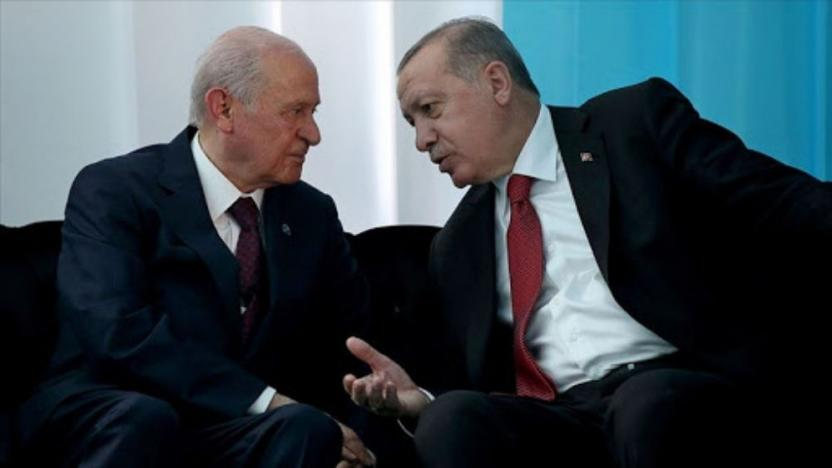 Erdoğan, Bahçeli ile görüşüyor | soL haber