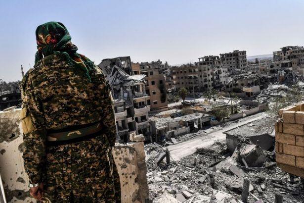 Suriye Dışişleri Rakka operasyonunu 'soykırım' olarak niteledi