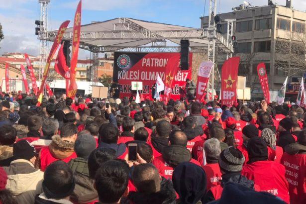 Metalde greve hazırlanılırken, MESS'ten yeni ücret teklifi