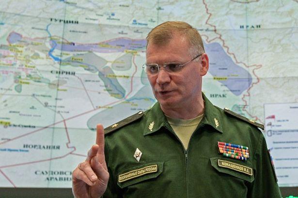 Rusya Savunma Bakanlığı: Batı, Rakka'daki barbarca bombardımanlarının izlerini saklamaya çalışıyor