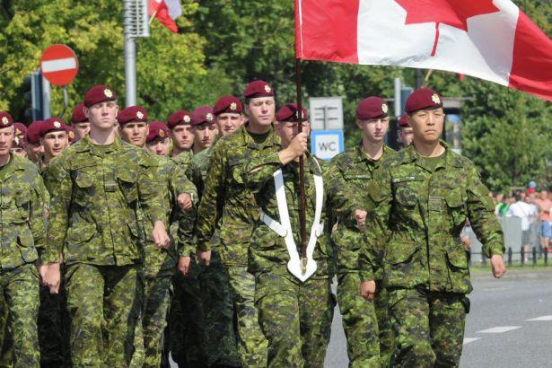 kanada ordusu ile ilgili görsel sonucu