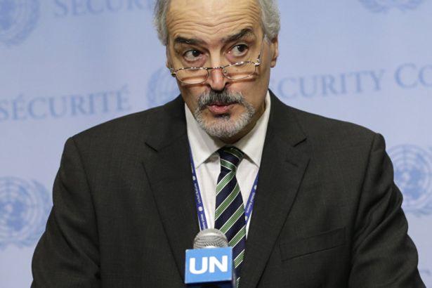 Suriye'nin BM Temsilcisi: Trump'ın Golan Tepeleri ile ilgili açıklamalarının sonuçlarını tanımıyoruz