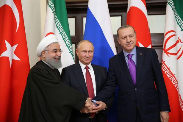 Putin-Erdoğan-Ruhani zirvesinde İdlib'de kimyasal saldırı provokasyonu ihtimali de konuşulacak 83
