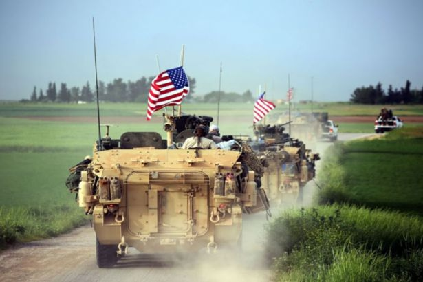 ABD, Kobani'deki hava üssünü boşalttı