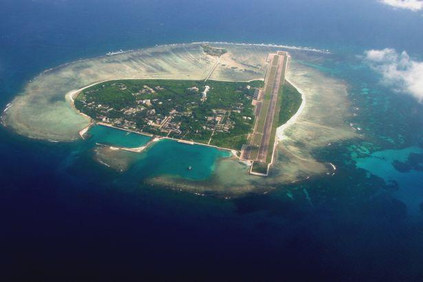 spratly adaları ile ilgili görsel sonucu