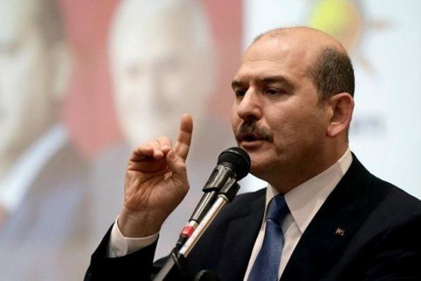 Soylu CHP'lileri tehdit etti: HDP'ye taşıdığınız oyların hesabı sorulacak