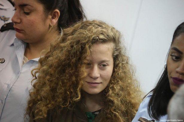Filistin'in Cesur Kızı Tamimi'den Mektup: Neden Çocukların Önünde Boy Gösteren Orduyu Eleştirmiyorlar?