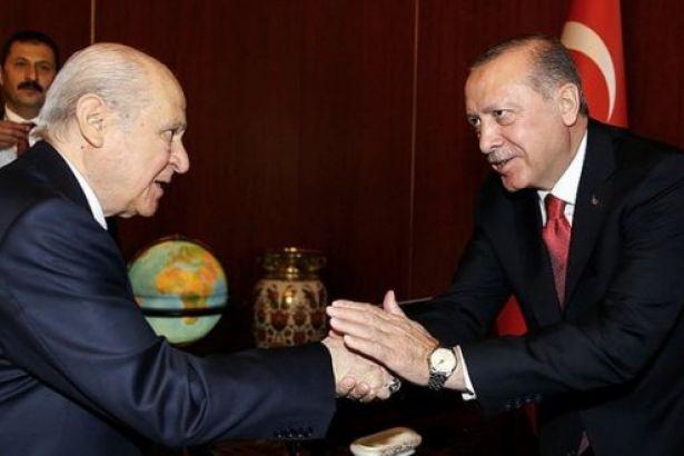 Bahçeli'ye: Madem bu kadar sevdalıydın Erdoğan yerine mafya babalarını aday yapsaydın