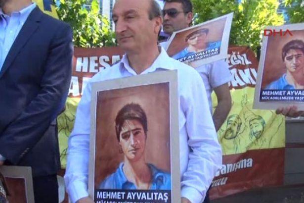 Mehmet Ayvalıtaş davasına çağrı