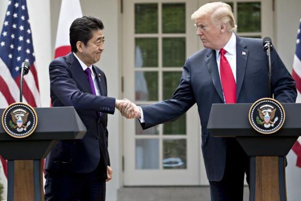 ABD yaptırımlarının yeni hedefi Japonya