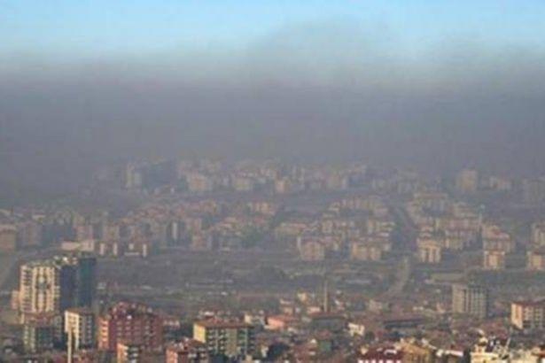 Dünyanın en kirli şehirleri listesine Türkiye'den de üç il girdi