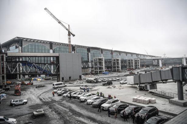 Bloomberg: 3. Havalimanı inşaatını tamamlamak için 1 milyar avro ek kredi