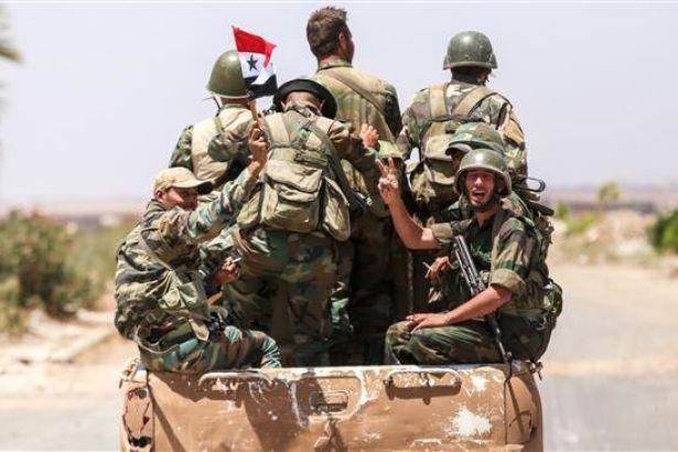 Rusya: Suriye ordusu güneyde 270 IŞİD üyesini öldürdü