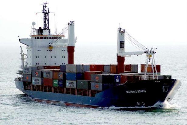 Türkiye'den Sudan'a giden patlayıcı yüklü gemi incelemeye alındı