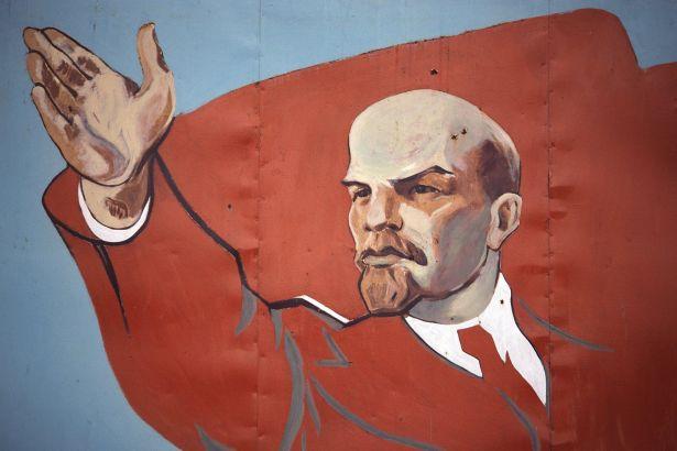 Yirminci Yüzyılın En Önemli İnsanı Lenin
