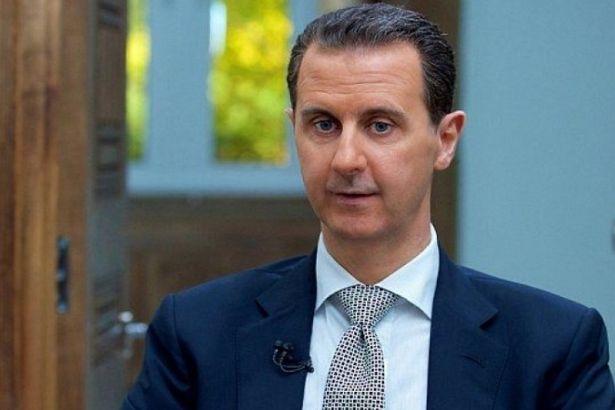 Esad: Duma'da kimyasal saldırı yapıldığına ilişkin video mizansendi