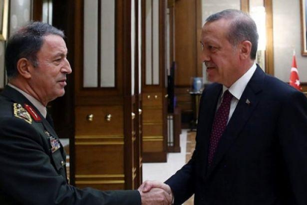 """Résultat de recherche d'images pour """"Erdoğan, Akar'ı 2019'a mı hazırlıyor?"""""""