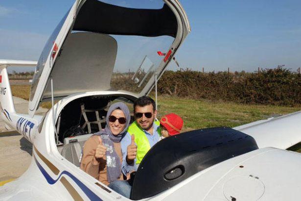DHA ve İHA, Erdoğan'ın damadının pilotluk kursunu tamamlamasını haberleştirdi