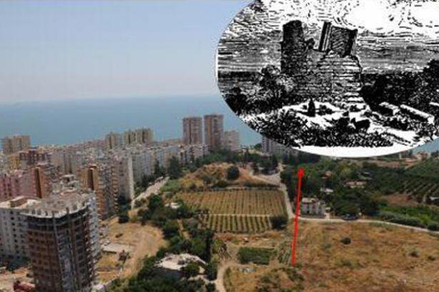 Aratos'un anıt mezarının yeri bulundu