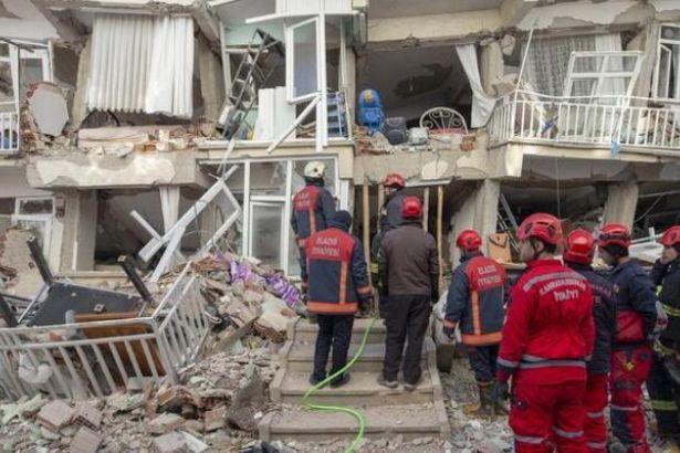 Deprem nedeniyle Elazığ ve Malatya'da 3 ay süreyle mücbir sebep hali ilan edildi   soL Haber Portalı