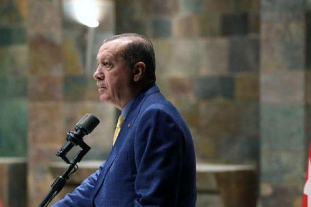 Cumhurbaşkanı Erdoğan, Trump'la ikinci kez bir araya geldi