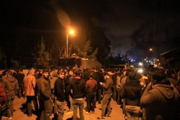 Batman Cezaevi'nde isyan: Koğuşlarda yangın çıktı | soL Haber Portalı