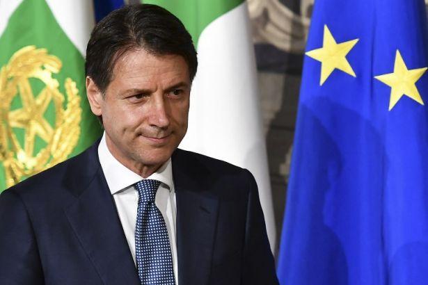 İtalya'da hükümet kurma görevi Giuseppe Conte'ye verildi